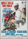 "Movie Posters:War, The Sand Pebbles (20th Century Fox, R-1980s). Italian 2 - Foglio (39"" X 55""). War.. ..."