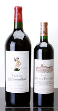 Red Bordeaux, Chateau d'Armailhac . 2005 Pauillac Magnum (1). ChateauGrand Pontet . 2005 Pauillac lbsl Bottle (1). ... (Total: 1Btl. & 1 Mag. )
