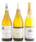 White Burgundy, Bourgogne Blanc. 2004 Domaine Leflaive Bottle (1). BatardMontrachet. 2000 J.M. Boillot lbsl Bottle (1... (Total: 3Btls. )