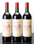 Red Bordeaux, Chateau La Dominique 1995 . St. Emilion. 2lbsl, 1bsl. Bottle(3). ... (Total: 3 Btls. )