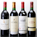 Red Bordeaux, Chateau Giscours . 1990 Margaux bsl, nc Bottle (1). ChateauGrand Puy Lacoste . 1995 Pauillac lscl Bottl... (Total: 4Btls. )