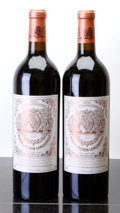 Red Bordeaux, Chateau Pichon Baron 2001 . Pauillac. Bottle (2). ...(Total: 2 Btls. )
