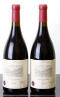 Domestic Syrah/Grenache, Araujo Estate Syrah 1996 . Eisele Vineyard. 2lbsl, 1scl,1nl. Bottle (2). ... (Total: 2 Btls. )