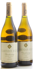 Australia, Clarendon Hills Chardonnay. 1996 Kangarilla Vineyard Bottle(2). Clarendon Hills Old Vines Grenache. 1997 ... (Total: 6Btls. )