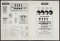 "Movie Posters:Rock and Roll, Help! (United Artists, 1965). Pressbook (Multiple Pages) (13.25"" X 18""). Rock and Roll.. ..."