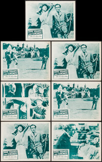 """Kind Hearts and Coronets (Continental, 1950). Lobby Cards (7) (11"""" X 14""""). Comedy. ... (Total: 7 Items)"""