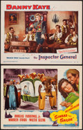 "Movie Posters:Adventure, Sinbad the Sailor and Other Lot (RKO, 1946). Lobby Cards (2) (11"" X14""). Adventure.. ... (Total: 2 Items)"