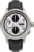 Timepieces:Wristwatch, Maurice Lacroix MP 6348 Steel Automatic Chronograph. ...