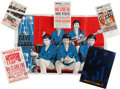 Music Memorabilia:Memorabilia, Dave Clark Five Memorabilia Group (1960s).... (Total: 6 Items)