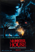 """Movie Posters:Animation, Monster House (Columbia, 2006). Lenticular One Sheet (27"""" X 40"""") Advance. Animation.. ..."""