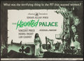 """Movie Posters:Horror, The Haunted Palace (American International, 1963). Uncut Pressbook (Multiple Pages, 13"""" X 18""""). Horror.. ..."""