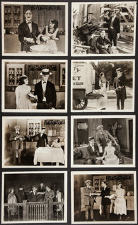 """The Pest (Metro Pictures, 1922). Photos (17) (8"""" X 10""""). Comedy. ... (Total: 17 Items)"""
