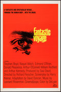 """Movie Posters:Science Fiction, Fantastic Voyage (20th Century Fox, 1966). One Sheet (27"""" X 41""""),Lobby Cards (5) (11"""" X 14""""), & Uncut Pressbook (Multiple P...(Total: 7 Items)"""