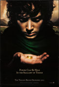 """Movie Posters:Fantasy, The Lord of the Rings: The Fellowship of the Ring (New Line, 2001).One Sheet (27"""" X 40"""") SS Advance. Fantasy.. ..."""