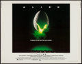 "Movie Posters:Science Fiction, Alien (20th Century Fox, 1979). Half Sheet (22"" X 28""). ScienceFiction.. ..."