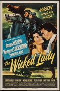 "Movie Posters:Drama, The Wicked Lady (Universal International, 1946). One Sheet (27"" X 41""). Drama.. ..."