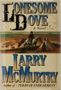 Books:Literature 1900-up, Larry McMurtry. Lonesome Dove. Simon & Schuster, 1985.First edition, first printing. Mild shelfwear to binding. A b...