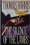 Books:Mystery & Detective Fiction, Thomas Harris. The Silence of the Lambs. St. Martins, 1988.First edition, first printing. Light shelfwear to bo...