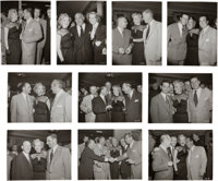 A Marilyn Monroe Group of Likely Never-Before-Seen Black and White Photographs, Circa 1951