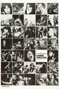 "Movie Posters:Rock and Roll, Gimme Shelter (20th Century Fox, 1970). One Sheet (27"" X 41"") PhotoMontage Style.. ..."