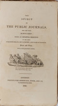 Books:World History, The Spirit of the Public Journals, for the Year M.DCCC.XXIV: Being An Impartial Selection of the Most Exquisite Essays, Jeux...