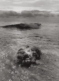 JERRY UELSMANN (American, b. 1934) Untitled, 1969 Vintage gelatin silver 8-7/8 x 6-1/2 inches (22