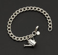 Estate Jewelry:Bracelets, Tiffany & Co. Sterling Silver Charm Bracelet. ...