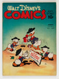 Golden Age (1938-1955):Cartoon Character, Walt Disney's Comics and Stories #11 (Dell, 1941) Condition:GD/VG....