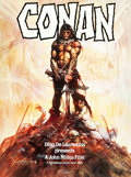 "Movie Posters:Action, Conan the Barbarian (Universal, 1982). Poster (30"" X 40"") Advance....."