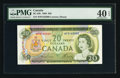 Canadian Currency: , BC-50b $20 1969.. ...