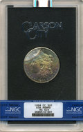 GSA Dollars, 1884-CC $1 GSA Hoard MS62 ★ NGC. NGC Census: (2277/19906). PCGSPopulation (0/1)....