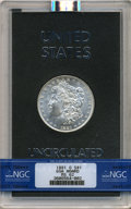 GSA Dollars, 1881-O $1 GSA Hoard MS62 NGC. NGC Census: (18/83). ...