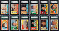 Baseball Cards:Sets, 1960 Topps Baseball High Grade Complete Set (572). ...
