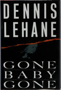 Books:Mystery & Detective Fiction, Dennis Lehane. SIGNED. Gone, Baby, Gone. Morrow, 1998. First edition, first printing. Signed by the author. Appe...