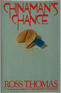Books:Mystery & Detective Fiction, Ross Thomas. Chinaman's Chance. Simon and Schuster, 1978.First edition, first printing. A few leaves with corner cr...