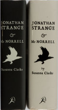 Books:Mystery & Detective Fiction, Susanna Clarke. SIGNED. Jonathan Strange & Mr. Norrell.Group of two signed first American edition, first printing c...(Total: 2 Items)