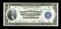 Fr. 710 $1 1918 Federal Reserve Bank Note Choice New