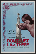 """Movie Posters:Sexploitation, Don't Just Lay There (Unknown, 1970). One Sheet (27"""" X 41"""").Sexploitation. ..."""