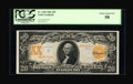 Large Size:Gold Certificates, Fr. 1185 $20 1906 Gold Certificate PCGS Choice About New 58....