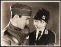 "Movie Posters:Academy Award Winners, Buddy Rogers and Clara Bow in Wings (Paramount, 1927). PortraitPhotos (3) (10.75"" X 13.75 & 8"" X 10"").. ... (Total: 3 Items)"