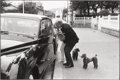 Photographs, LEONARD FREED (American, 1929-2006). Deauville, France, Rolls Royce, 1964. Gelatin silver, printed later. 8-5/8 x 13 inc...