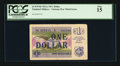 Miscellaneous:Other, Thailand MPC Coupon Third Series $1 ND (1970) Pick M21a Schwan1025. ...