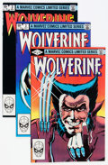 Modern Age (1980-Present):Superhero, Wolverine Limited Series #1-3 Group (Marvel, 1982) Condition:Average NM.... (Total: 10 Comic Books)