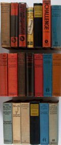 Books:Mystery & Detective Fiction, [Mysteries]. Group of 20 Related Books. Various publishers and editions. One volume in dj. Good or better condition....