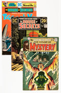 Bronze Age (1970-1979):Horror, House of Mystery/House of Secrets Group (DC, 1970s) Condition:Average VG.... (Total: 49 Comic Books)