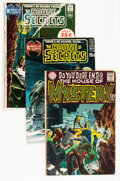 Bronze Age (1970-1979):Horror, House of Mystery/House of Secrets Group (DC, 1970s) Condition:Average GD.... (Total: 47 Comic Books)