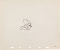 Animation Art:Production Drawing, Don's Fountain of Youth Animation Production DrawingOriginal Art (Disney, 1953)....