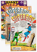 Silver Age (1956-1969):Superhero, Superboy Group (DC, 1962-67) Condition: Average FN.... (Total: 26Comic Books)