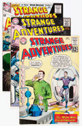 Silver Age (1956-1969):Science Fiction, Strange Adventures Group (DC, 1962-67) Condition: Average FN....(Total: 26 Comic Books)