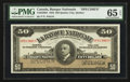 Canadian Currency: , Quebec, PQ- La Banque Nationale $50 Nov. 2, 1922 Ch. # 510-22-08S....
